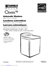kenmore elite he3t washer parts manual