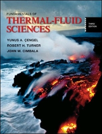 fundamentals of thermal-fluid sciences with student resource cd solutions manual