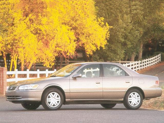 2000 toyota camry parts manual
