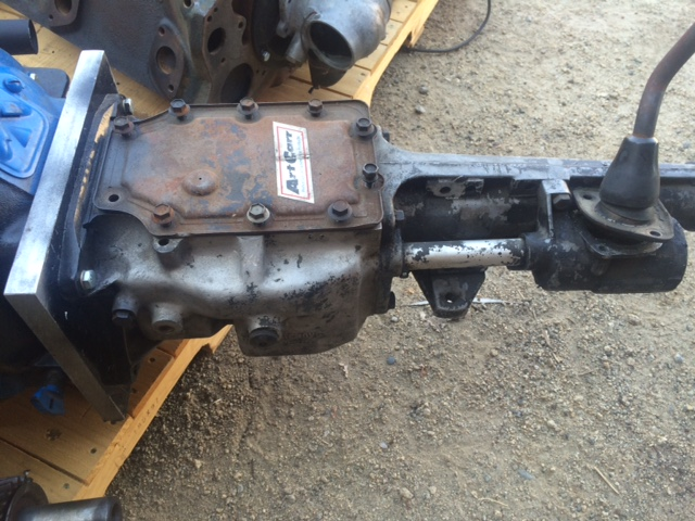 ford 4 speed manual transmission parts