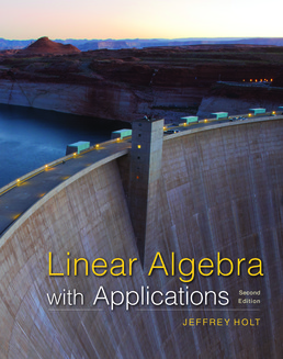 linear algebra with applications jeffrey holt solutions manual