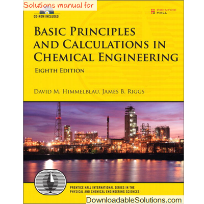 solutions manual for chemical and bioprocess control riggs
