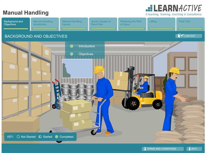 manual handling solutions you can handle1994