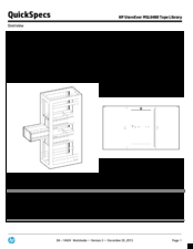 hp msl4048 tape library manual