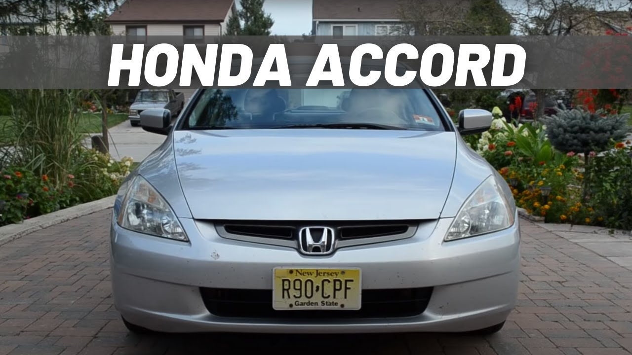 max speed of 2003 honda accord ex four cylinder manual