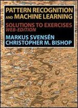 pattern recognition and machine learning solution manual bishop