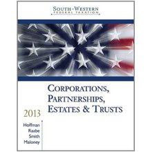 solutions manual corporations partnerships estates and trusts