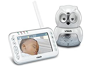 vtech vm3252-2 video baby monitor with 2 cameras 2.8 manual