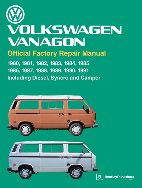 vw factory type 1 parts manual